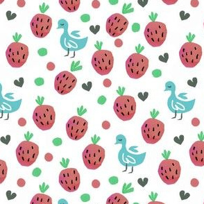 Strawberries and Tweeties