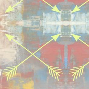 Navajo Paint Arrows