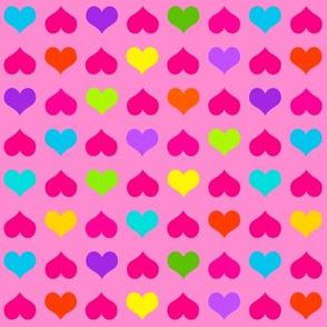 Plenty Of Hearts Multi