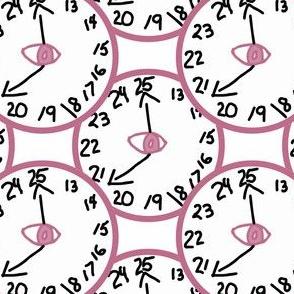 BH&PG* Wonky Clock Watchers