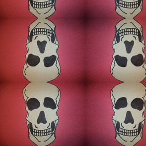 Skull Clone (red)