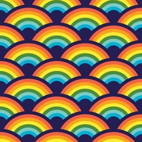 Rainbows! Rainbows! Rainbows!