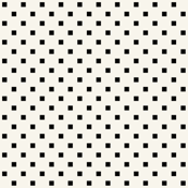 TINY Square particles in space, black + off-white, by Su_G