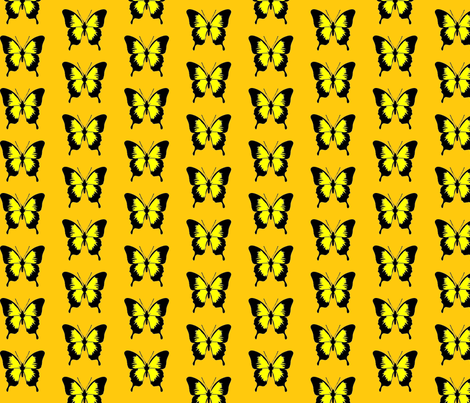 butterfly3 fabric by mayadesign on Spoonflower - custom fabric