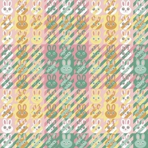 Custom Bunny Plaid 2