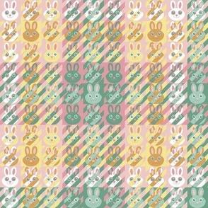 Custom Bunny Plaid 2