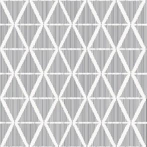Diamond Ikat gray