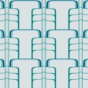 Nouveau Vaults - Aqua