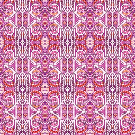 Top Flip Flop (vertical stripe) fabric by edsel2084 on Spoonflower - custom fabric