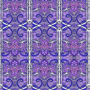 Up the Purple Column