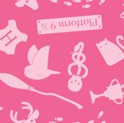 Pastel Potter - Pink