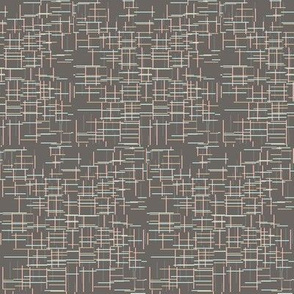 Lines on Dark Gray