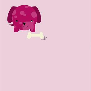 Puppy Ball ~Pink