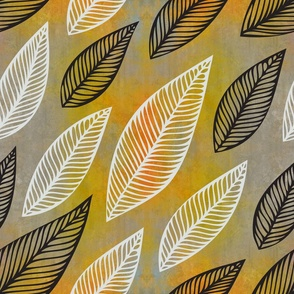 Batik Leaves