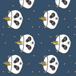 panda blue RAIL - elvelyckan