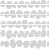 Scallops 2 Grey
