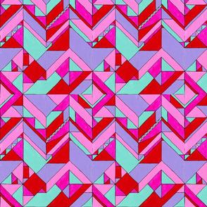 Electric Chaos Geometric