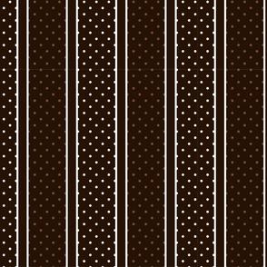 Brown-polka-dot