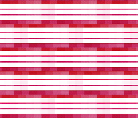 White Stripes on SP #d30053 fabric by anniedeb on Spoonflower - custom fabric
