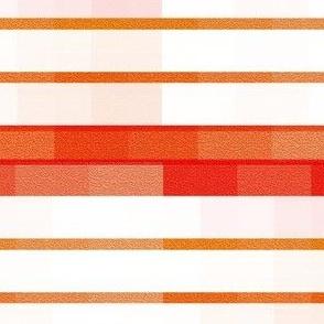 White Stripes on SP#ff5f00