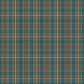 1/3 scale Fraser modern hunting tartan
