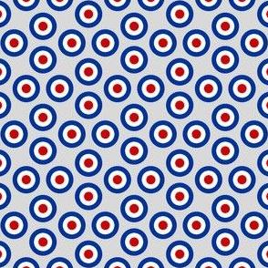 many mod dots - nationalistic