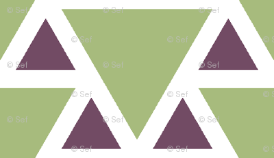 triangle 2:1 - geometric