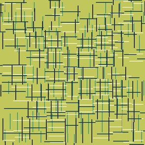 Lines Lime
