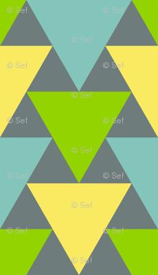 triangle 2:1 - flights of fancy