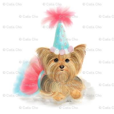 Yorkshire Terrier Nj Birthday Yorkie Small ...