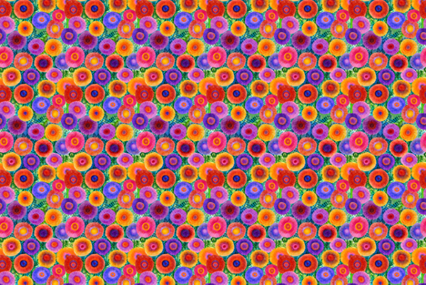 Whirls fabric by bunyipdesigns on Spoonflower - custom fabric