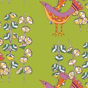Uva de Mar Bird