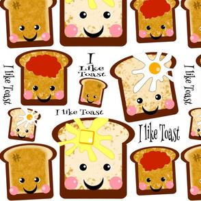 I like Toast