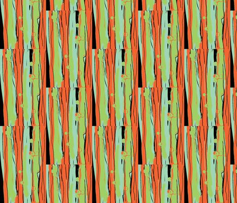 Hawaii Stripes fabric by menny on Spoonflower - custom fabric
