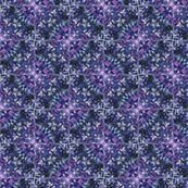 Blue Hyacinth Pattern