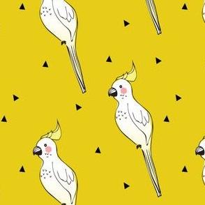 parrot mustard - elvelyckan