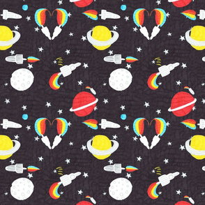 Space lollies
