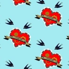 Clockwork Heart Valentine