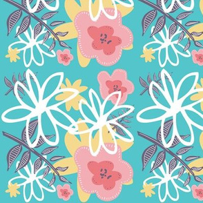Blossoming Florals