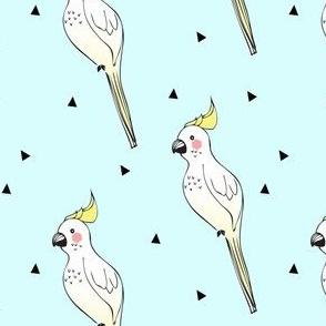 parrot blue - elvelyckan