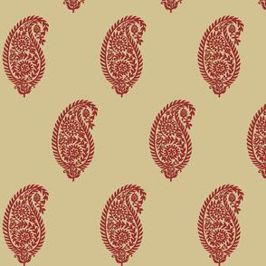paisley005c-new-red-khaki--gnd
