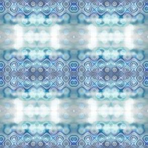 Aquamarine Qbist