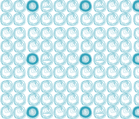 Diabetes Awareness fabric by loca____ on Spoonflower - custom fabric