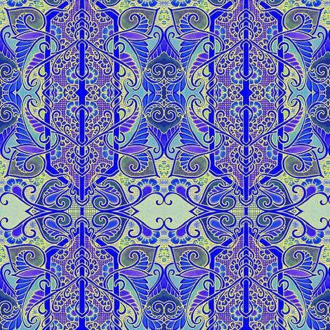 Where the Stencils Grow fabric by edsel2084 on Spoonflower - custom fabric