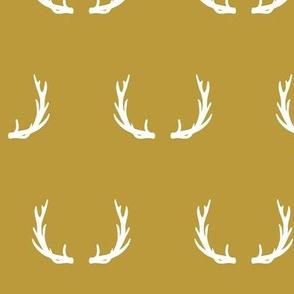antlers // mustard