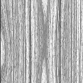 Wood! ~ II ~ White Wash Panelling