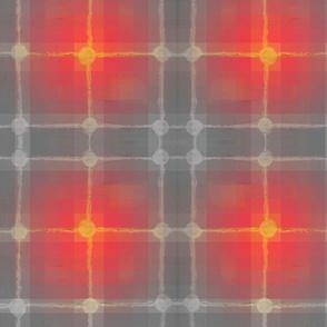 Flourescent Glow Pixels