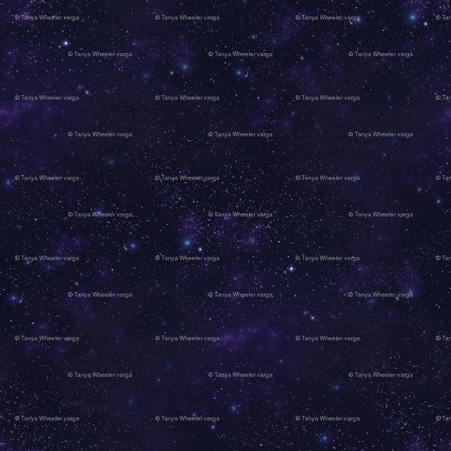 dark violet starfield wallpaper - cellesria - spoonflower