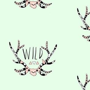 wild one- mint