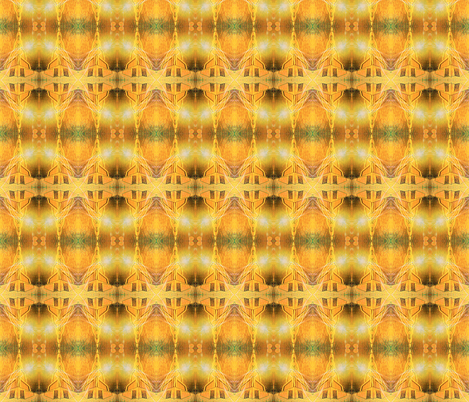 temple of light fabric by babsliv on Spoonflower - custom fabric